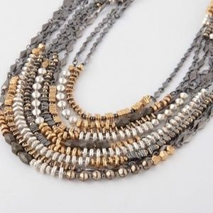 Stella & Dot Relic Statement Necklace